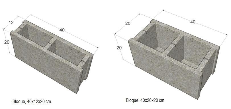 bloques de hormigon - Bloques De Hormign
