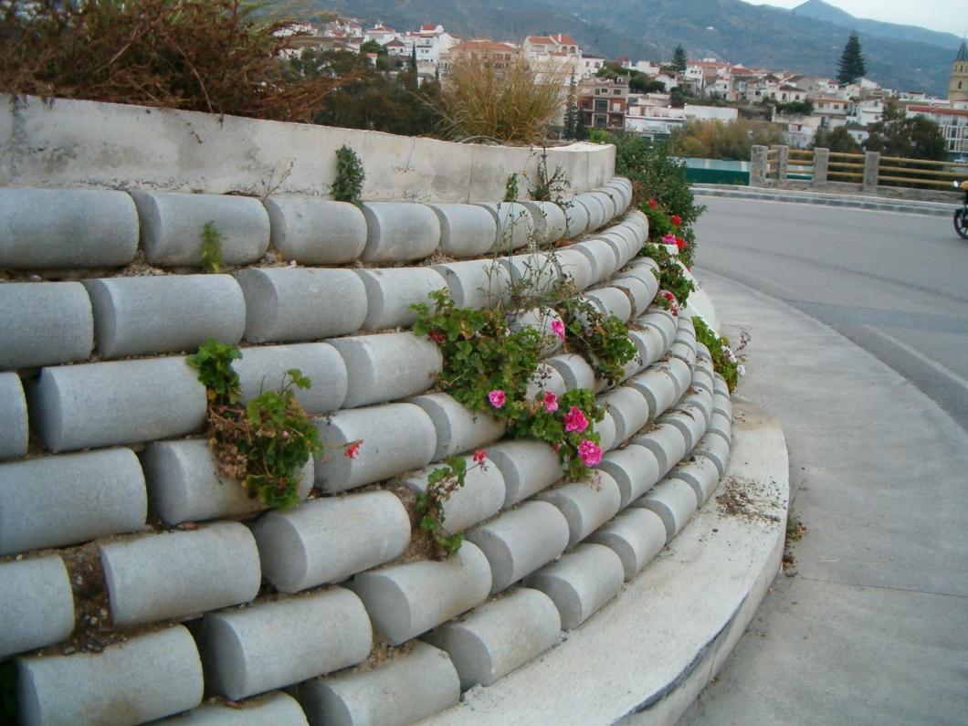 Como hacer un muro verde free hacer el muro verde with - Como hacer un muro verde ...